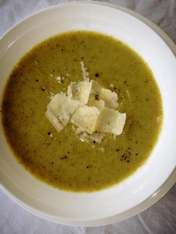 zucchini soup 1