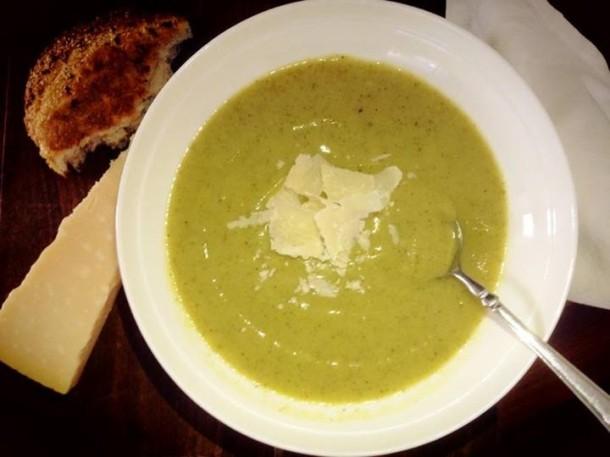 zucchini soup 2