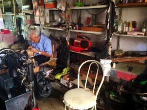 The cobbler's story