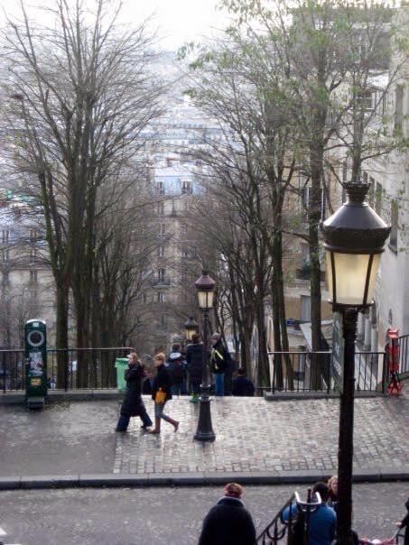 Paris, 2007  Photo by Zeina Issa